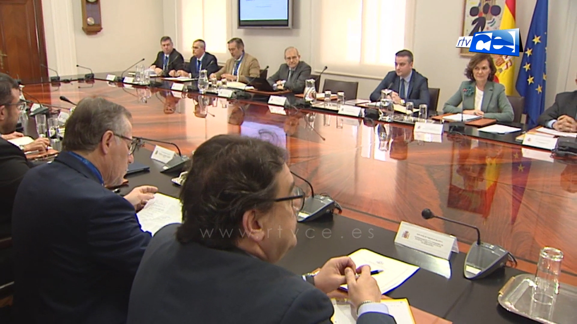 CONFERENCIA SECTORIAL SEGURIDAD